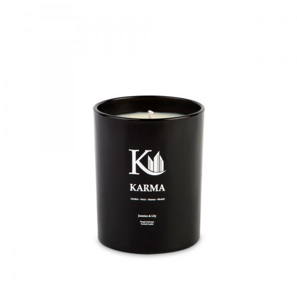 Luxury Jasmine Lily Candle - Karma Candles
